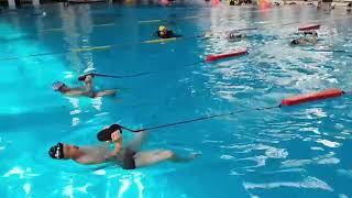 수상구조사 교육  1주차 5Kg 중량물 이동