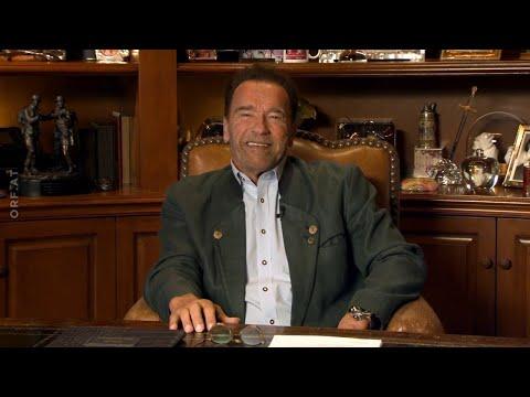 Interview mit Arnold Schwarzenegger - Austrian World Summit 2020