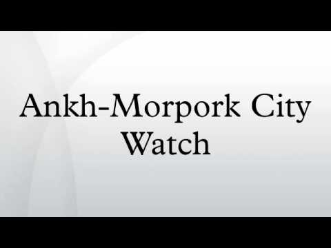 Ankh-Morpork City Watch