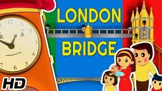 London Bridge (லண்டன் பாலம் )  | Tamil  Rhymes Collection For Children | Shemaroo Kids Tamil