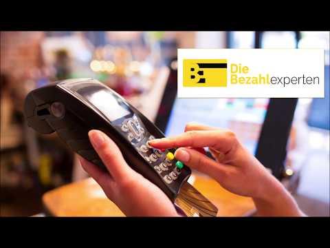 Kartenzahlung bei den Bezahlexperten