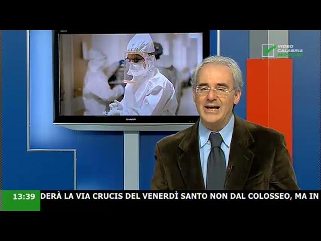 Infostudio il telegiornale della Calabria notizie e approfondimenti - 03 Aprile 2021 ore 13.30