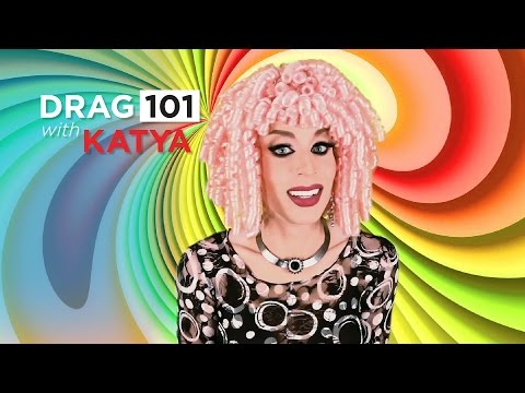 Drag 101 - Episode 11: Wigs! : Lecture - We Love Katya