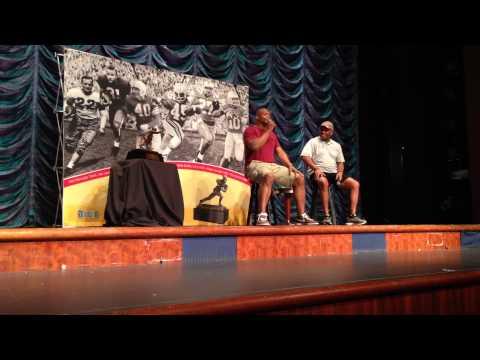 Eddie George & Archie Griffin Go Ballistic On Michigan Rivalry!!
