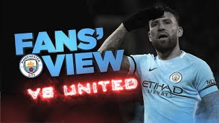 MANCHESTER IS BLUE | Man Utd 1-2 Man City | Fans' View