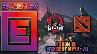 BOOM ID vs MYSG+AU | EPICENTER Major 2019