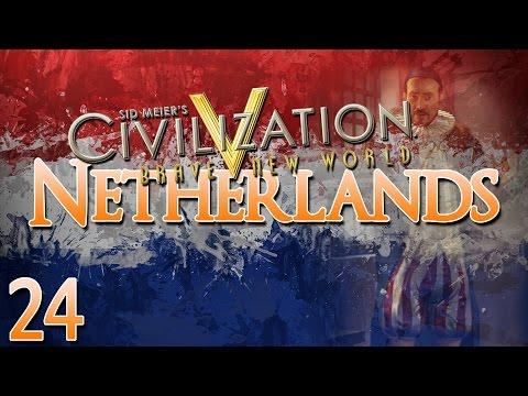 Civilization V Brave New World as The Netherlands - Episode 24 ...Swift Resistance...