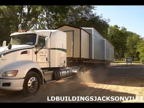 LD Buildings Jacksonville - Portable and Steel Buildings