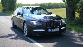 Totalcar teszt: BMW 740d - Használtan, heted áron