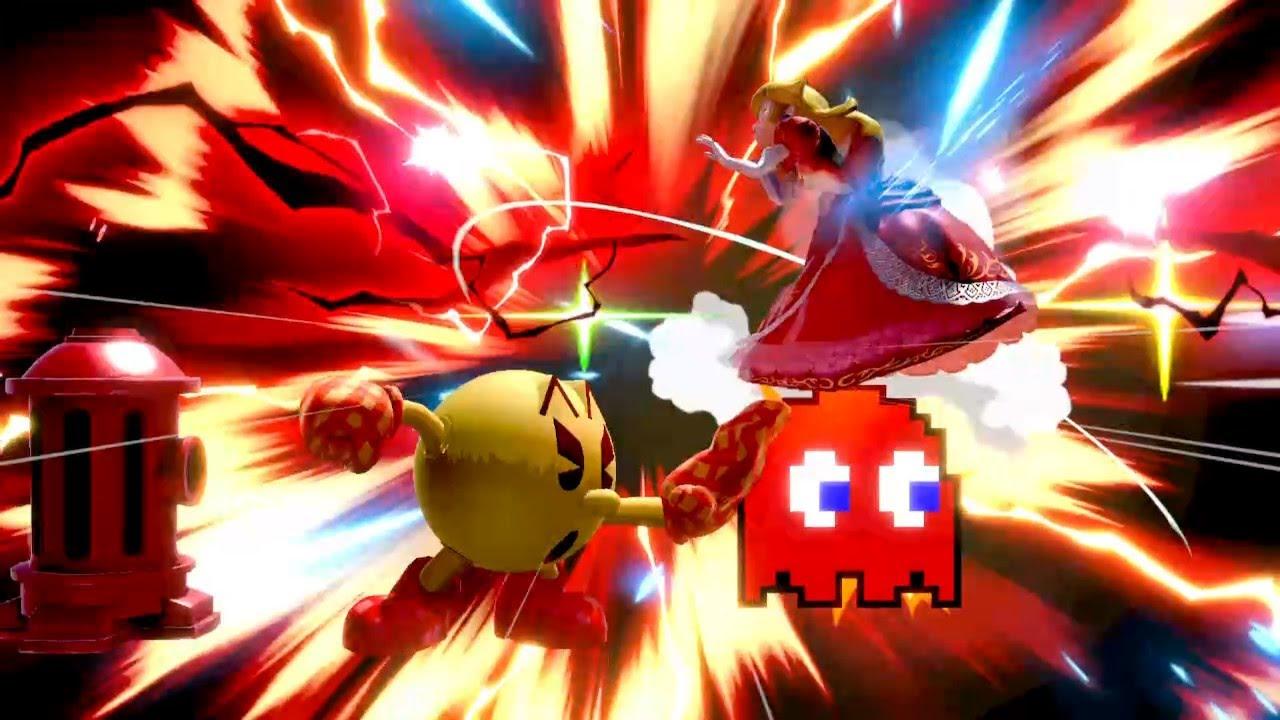 Pac's Kinda Good - PAC-MAN Montage (Super Smash Bros. Ultimate)