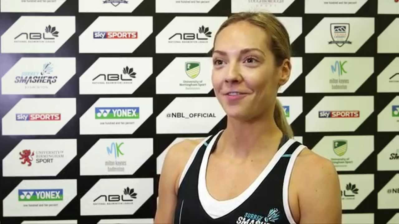 Gabby Adcock confident of Surrey Smashers NBL title charge