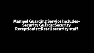 Best Security Company in UK - Manned Security Services UK