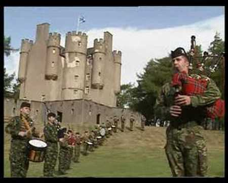 Andy stewart A Scottish soldier - YouTube