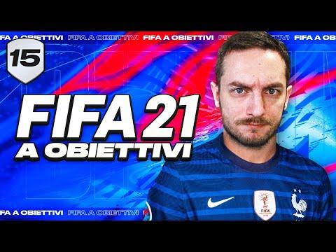 FIFA 21 A OBIETTIVI - EPISODIO 15   MBAPPE TOTS SKILL SQUAD!