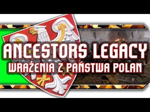 🔥 Ancestors Legacy / Recenzja nadwiślańskiego średniowiecznego RTSa