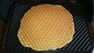EV YAPIMI WAFFLE HAMURU TARİFİ/Hamur bizim işimiz/homemade waffle dough recipe