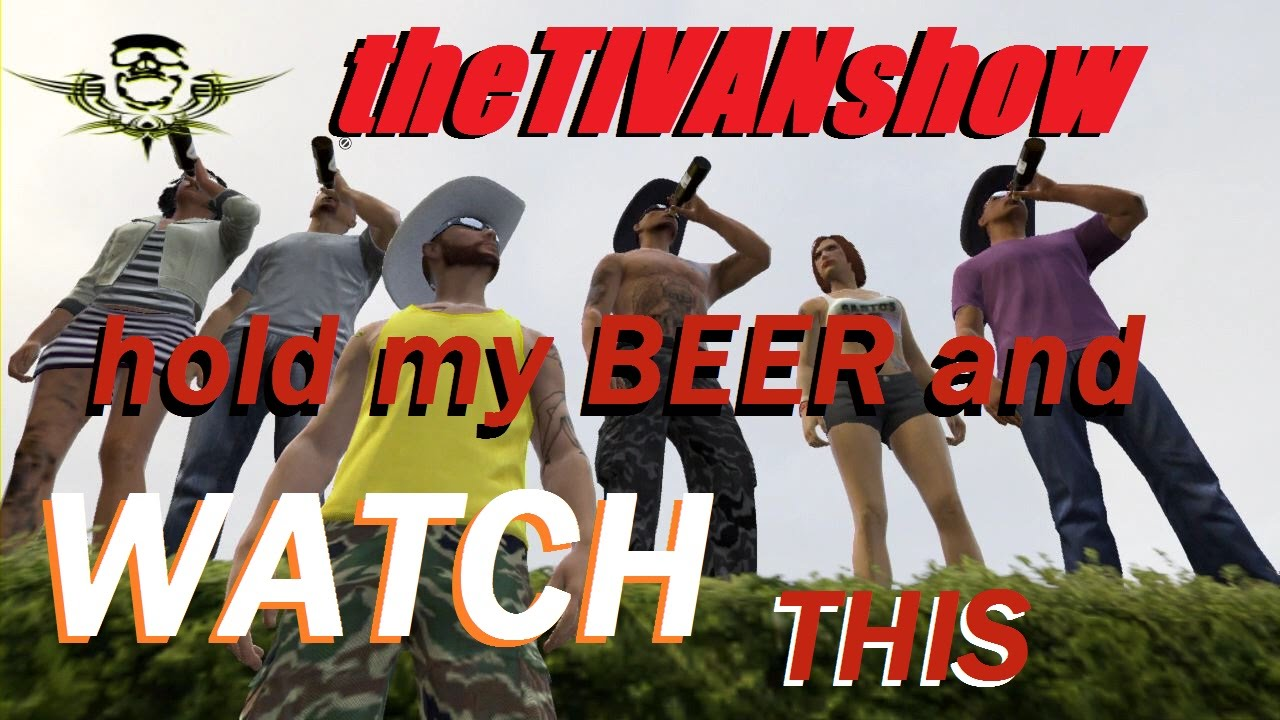GTA5 - RACES - Hold my BEER and WATCH this