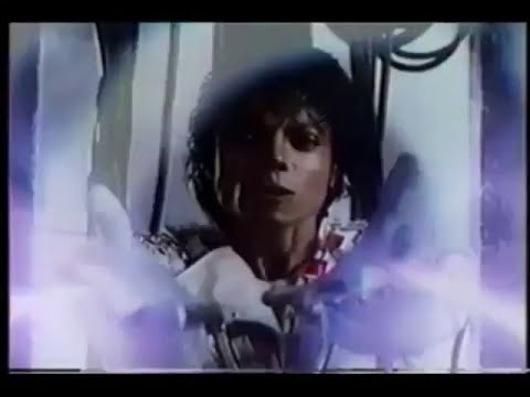 Just in Case, Captain EO Backstage, Beverly Hills Cop Network TV Premiere Ad (1988) (windowboxed)