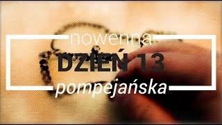 Nowenna pompejańska - dzień 13