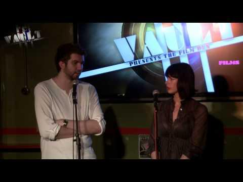 Paul Davis & Pollyanna McIntosh Q&A for Him Indoors