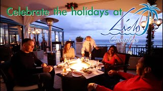Celebrate the holidays at Lido Complex