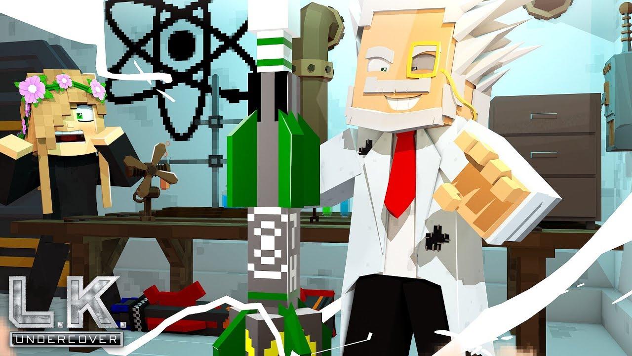 MY TEACHER IS AN EVIL VILLAIN! | Minecraft LK Undercover | Little Kelly Custom Roleplay Adventure