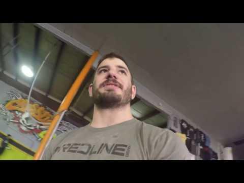 Mat Fraser CrossFit Open 17.5