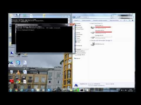 How to Format a Hard Drive using Command Prompt
