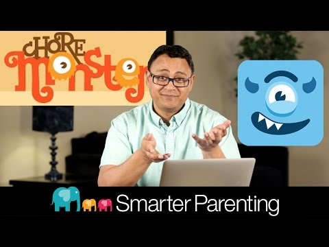 Chore Monster App: A Parent Review