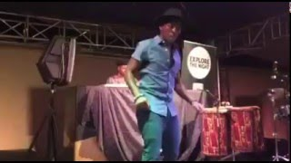 Black Motion Live Performance 2016 Fortune Teller Dancing