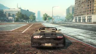 Need For Speed Most Wanted Gameplay Part 14 DownTown Run