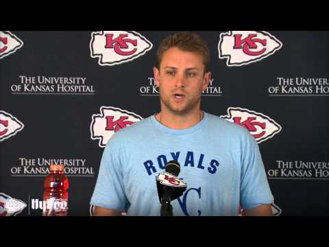 Press Conference 4/20: Dustin Colquitt
