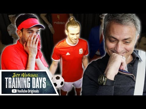 Disastrous Driving with Mourinho & Waxworks Prank with Bale