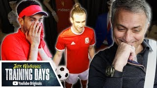 Disastrous Driving with Mourinho & Waxworks Prank with Bale | Jack Whitehall: Training Days
