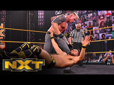 NXT North American Champion Gargano vs. Lumis – Non-Title Match: WWE NXT, Feb. 24, 2021