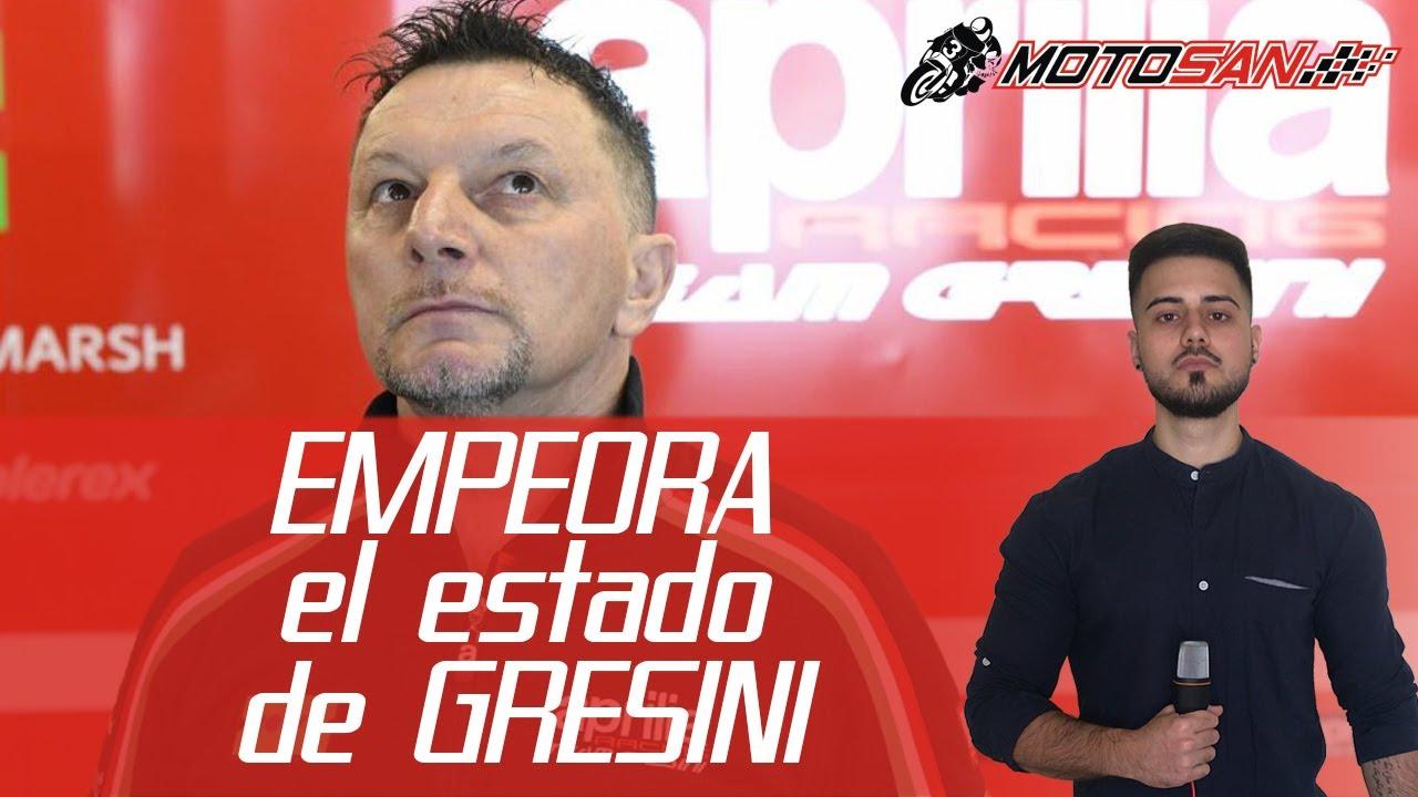 Download EMPEORA el estado de GRESINI MotoGP 2021