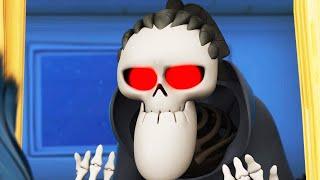 Spookiz | Insegnante di scheletro ottiene i capelli | Cartoni animati per bambini | WildBrain