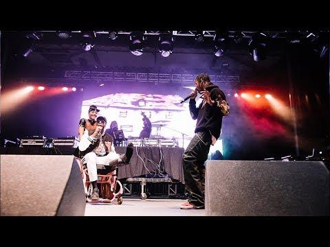 2 Chainz feat. Travis Scott - 4AM (Live Performance)