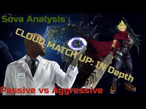 Link Vs Cloud: In Depth Match Up Analysis: Part 1- Passive Cloud