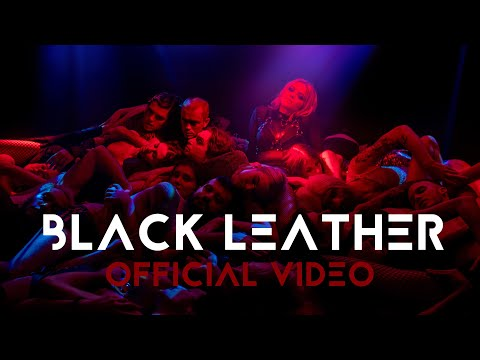 Keiino - Black Leather feat. Charlotte Qamaniq (OFFICIAL VIDEO)