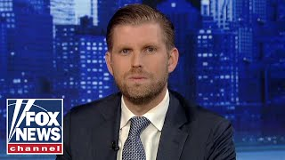 Eric Trump: Democrats are trying to distract you