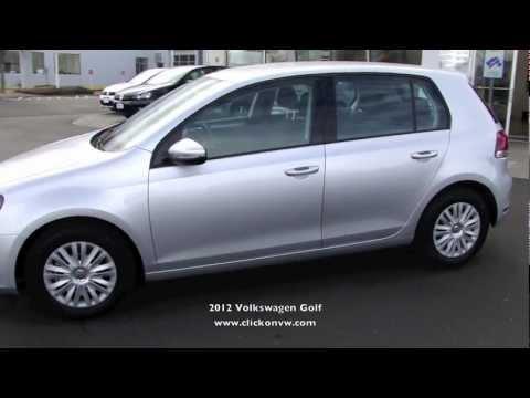 2012 Volkswagen Golf Greeley, Fort Collins, Denver CO