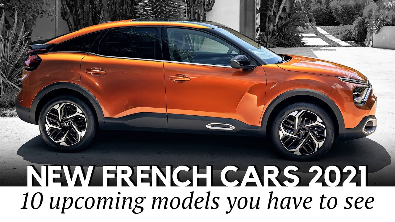 10 Upcoming French Cars Offering More Electrification and Daring Exterior Choices