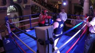 Ultra White Collar Boxing | St Albans | Alex Collins VS Steve McCarthy