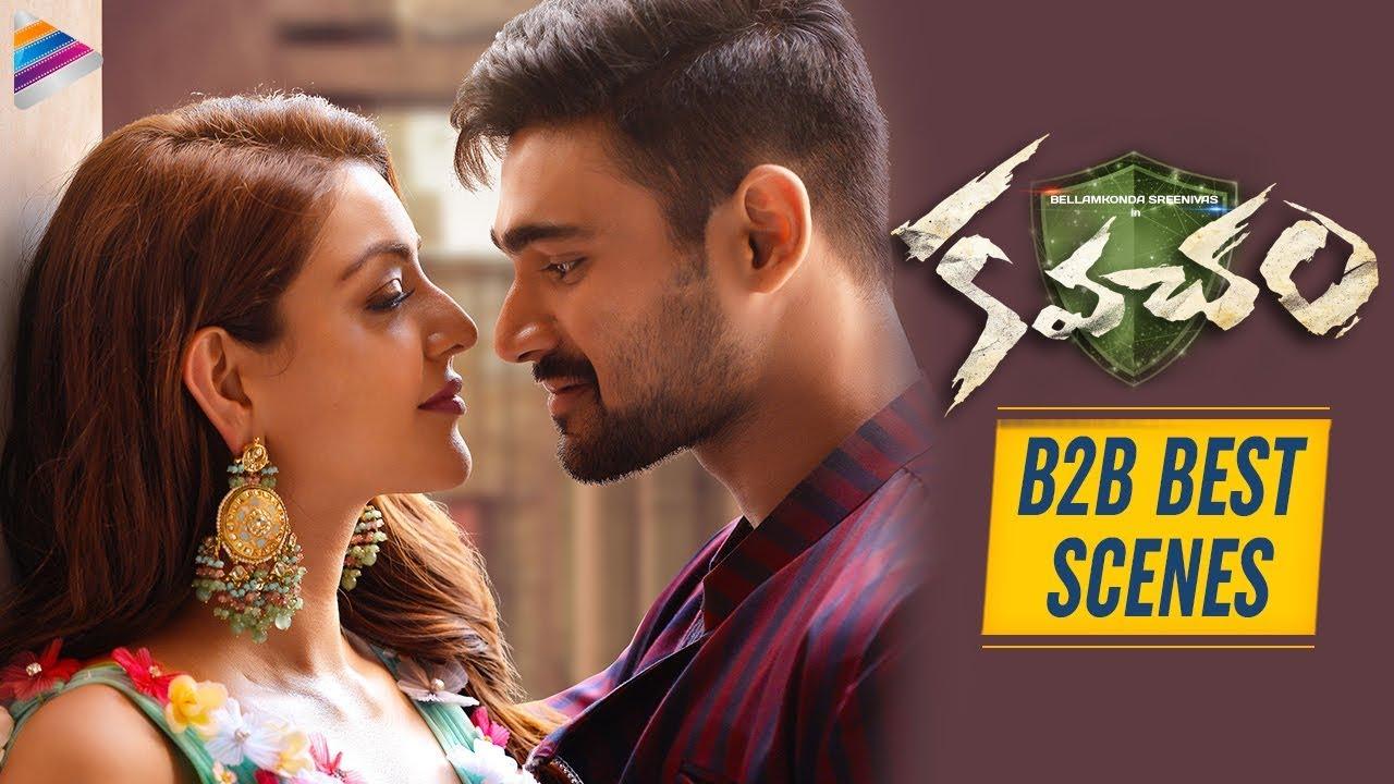 Kavacham Movie B2B Best Scenes | Kajal Aggarwal | Bellamkonda Sreenivas | 2019 Latest Telugu Movies