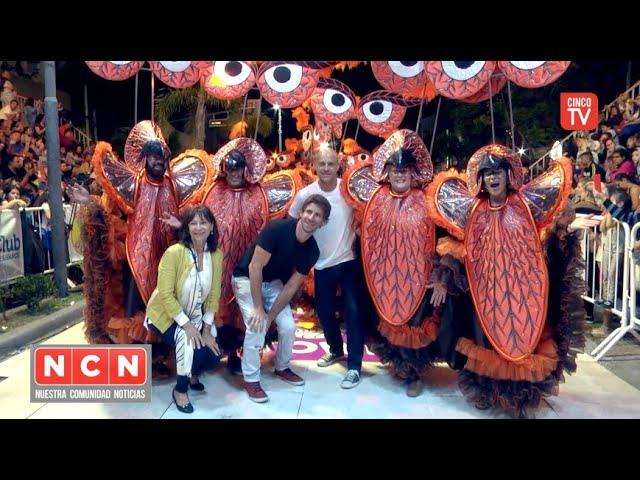 CINCO TV - 160.000 personas disfrutaron del Gran Corso Familiar de San Fernando