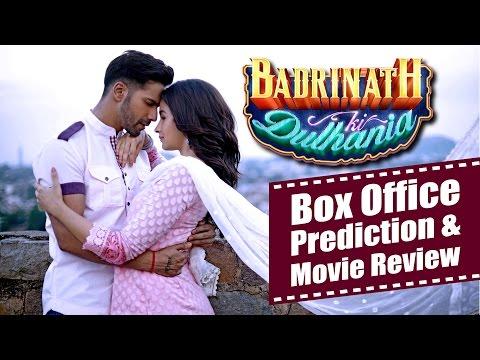 Badrinath Ki Dulhania Movie Review | Varun Dhawan | Alia Bhatt | Karan Johar | Dharma Productions