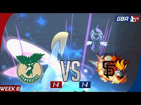 GBA S7W6 - Milwaukee Sawsbucks vs San Francisco GiEnteis