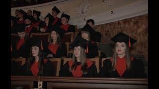 Театр ім Гоголя - випускний у ПолтНТУ