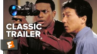Rush Hour 2 (2001) Official Trailer #2 - Jackie Chan, Chris Tucker Movie HD